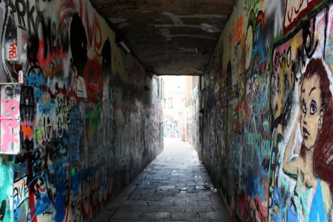 Graffitistraat Pic 2