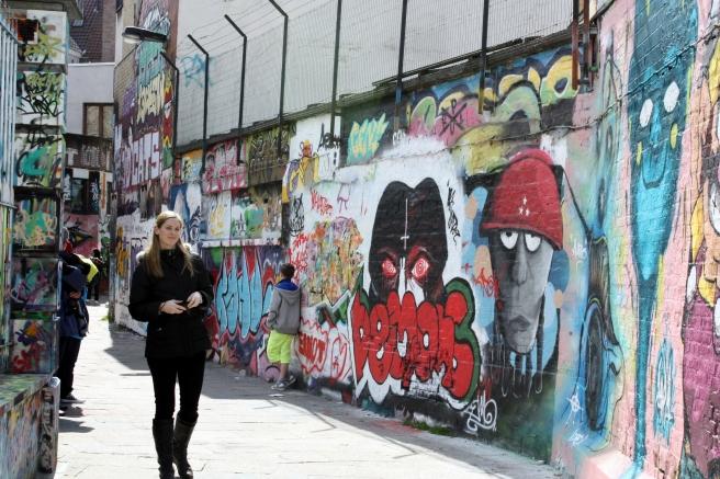 Graffitistraat Pic 3