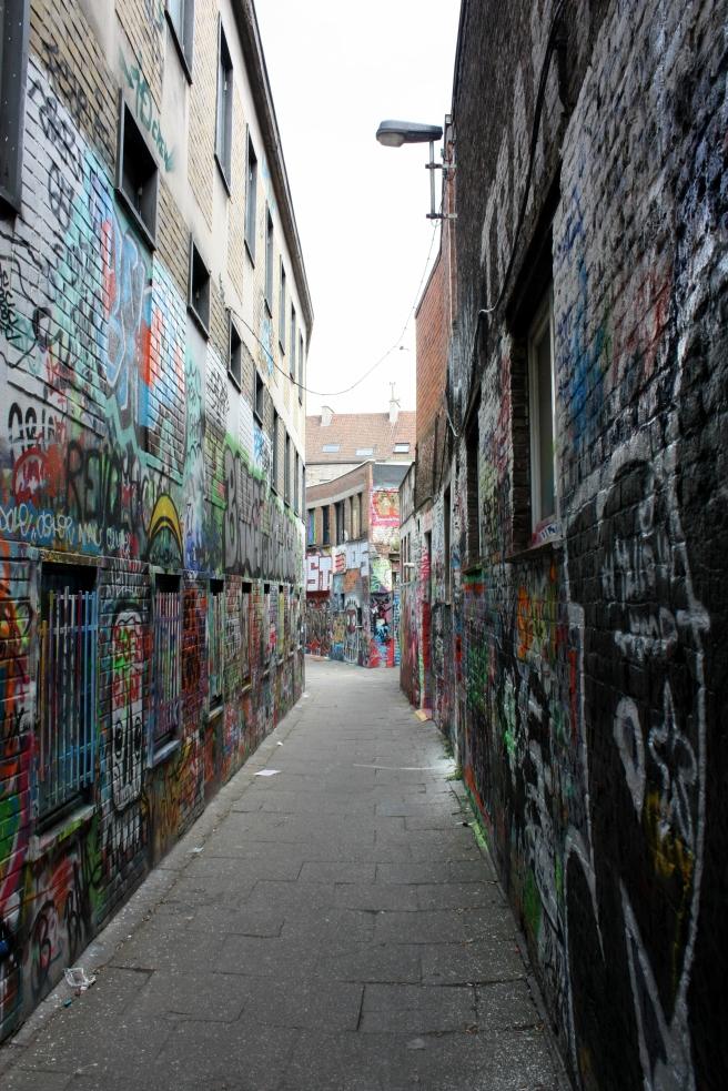 Graffitistraat Pic 4