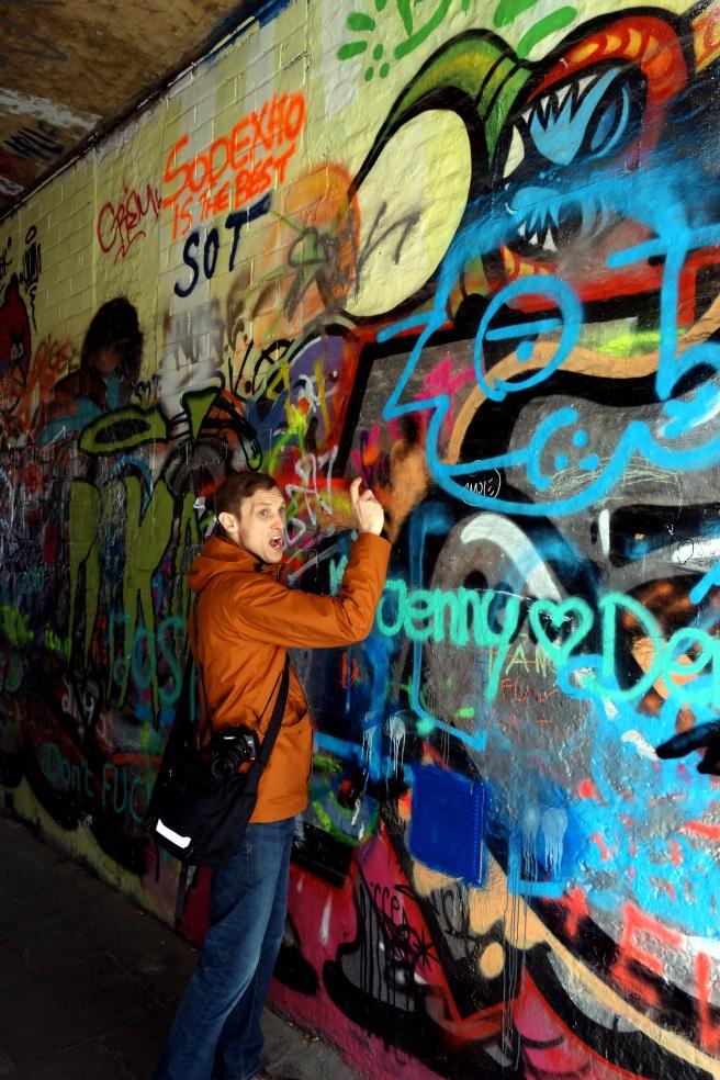 Graffitistraat Pic 5
