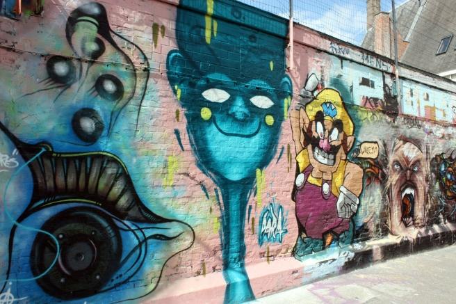 Graffitistraat Pic 8
