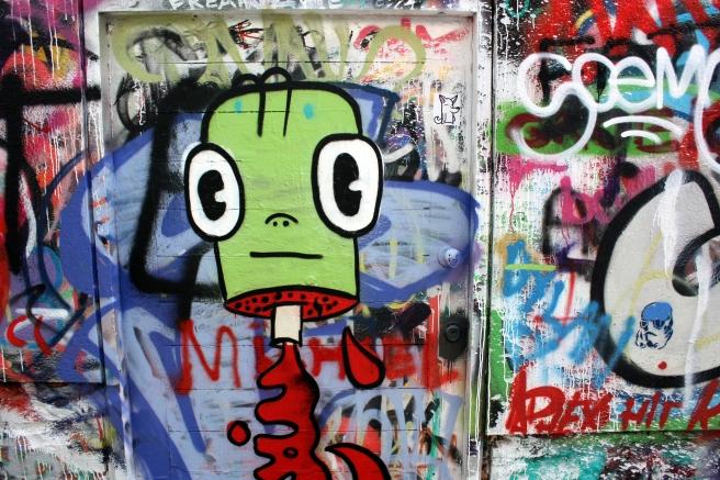 Graffitistraat Pic 14