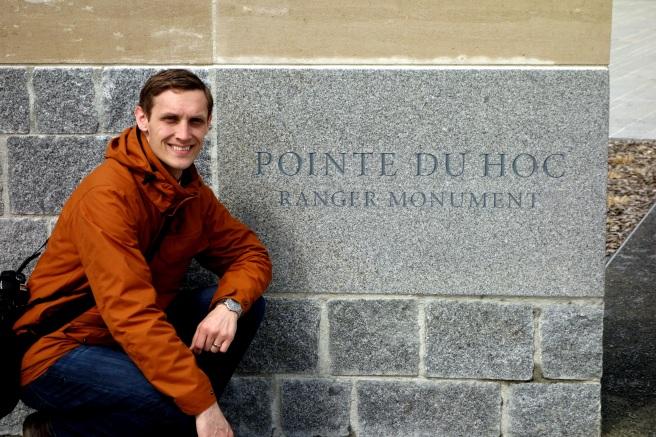 Point Du Hoc 1