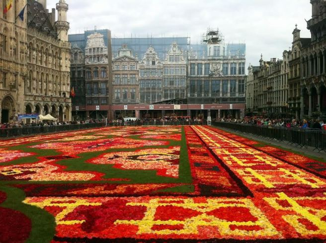 Flower Carpet - Grand Place