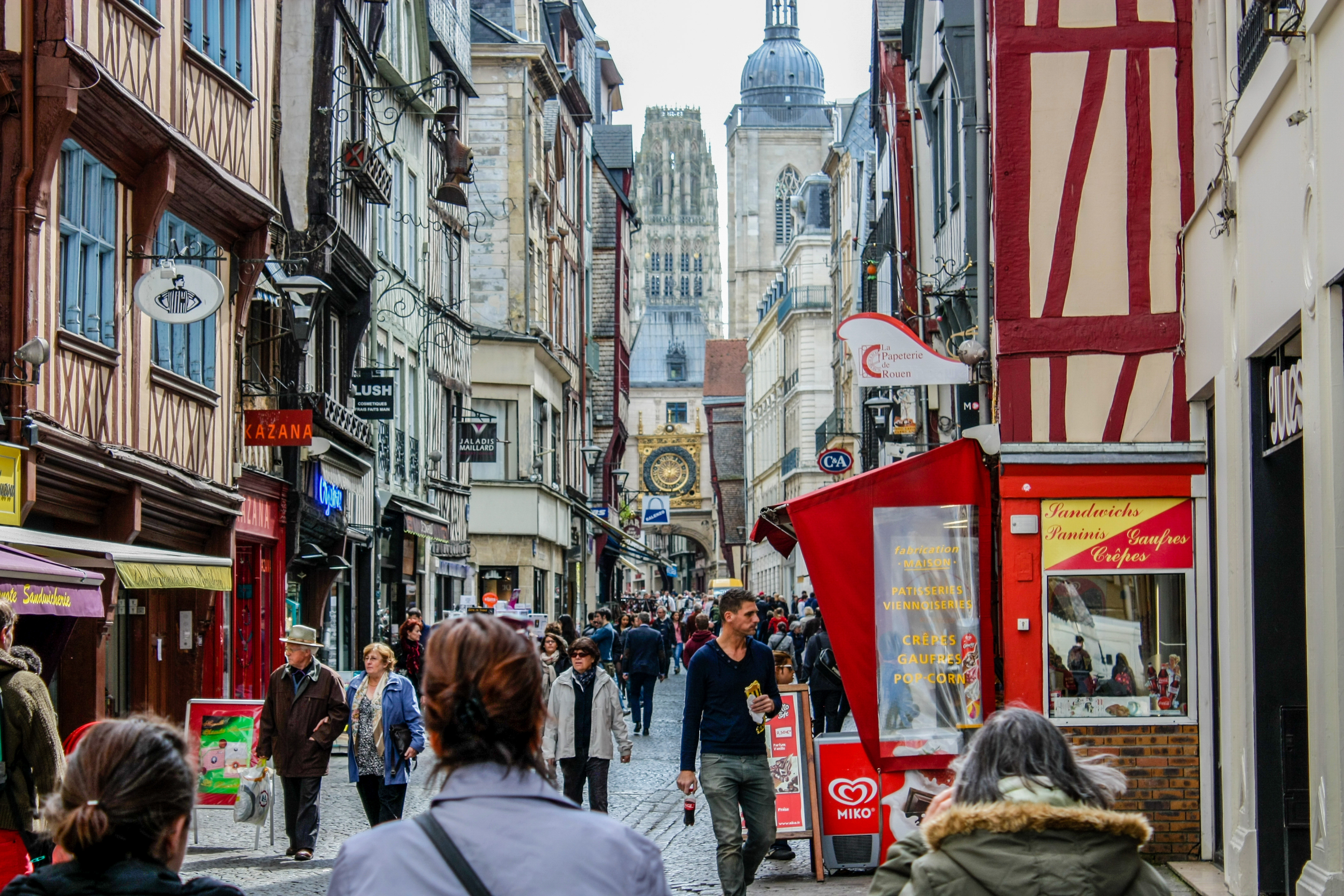 Rouen France  city photo : Rouen ⋅ France | we are the dreamers of dreams